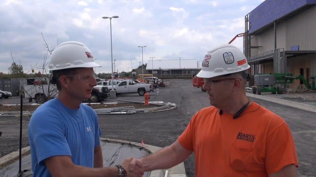 Bart Walker and Eric Houcek Discuss a Successful Job