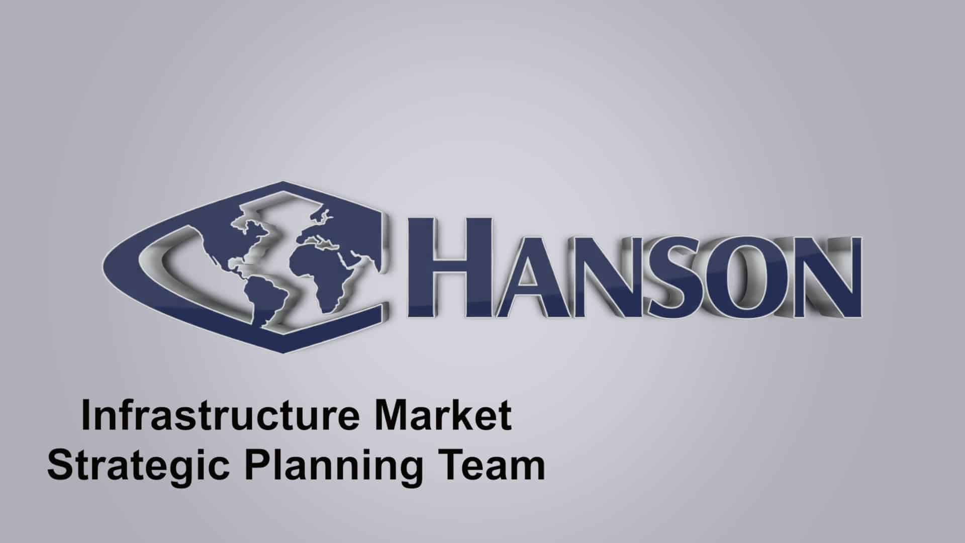 Infrastructure Market: Strategic Planning